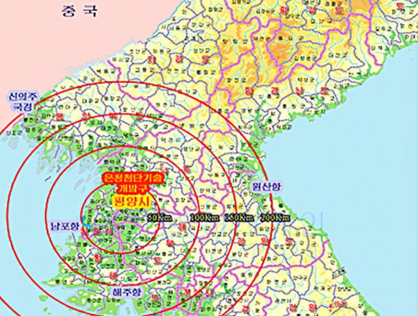 베일 벗은 북한 은정첨단기술개발구