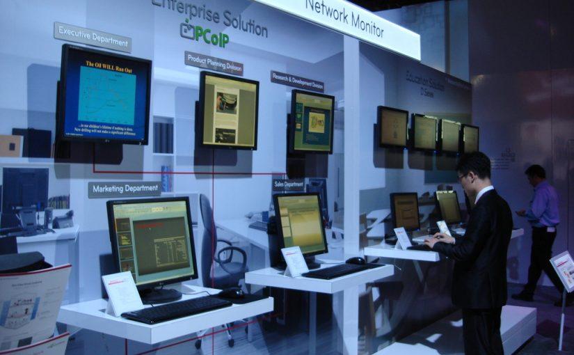 삼성전자-LG전자 클라우드 PC로 격돌하나