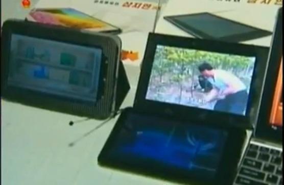 북한, 태블릿PC 삼지연에 탑재된 TV 기술은?