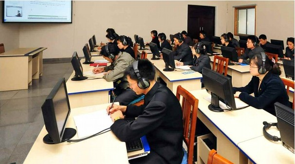 북한 주요 대학들 원격교육 시행