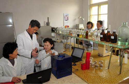 북한 유전자증폭장치 개발