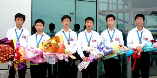 북한 국제수학올림피아드 금메달 2개 획득 5위