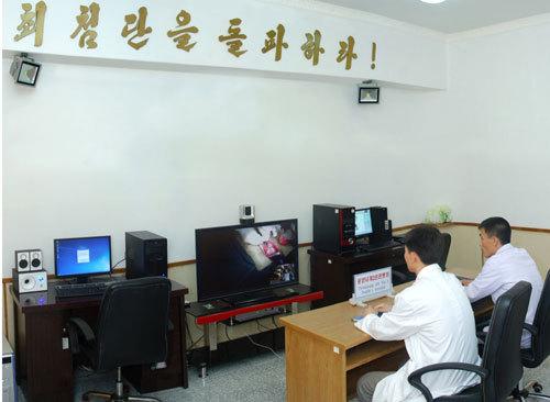 북한 원격수술지원시스템 개발 전국 적용