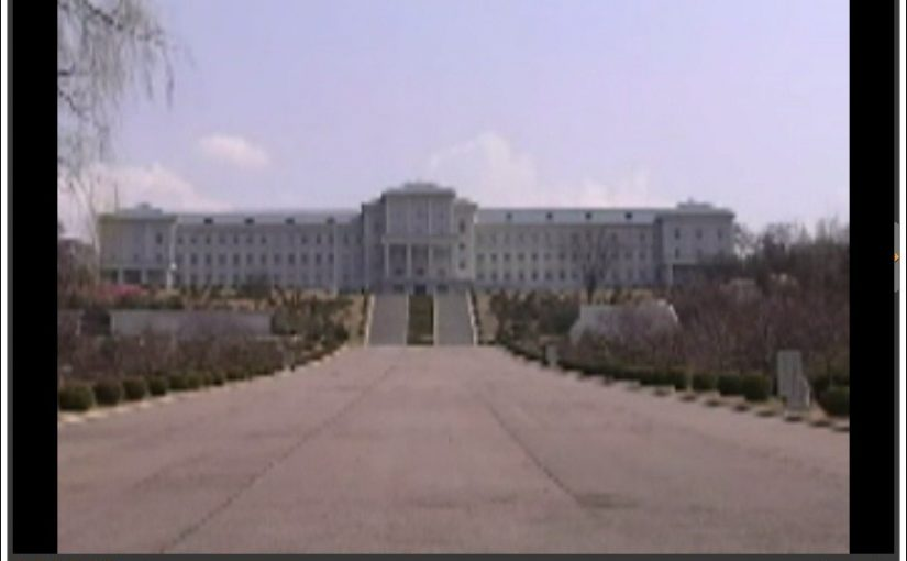 (2012-03-12) 북한 김일성종합대학교, 미국 PC 사용?!