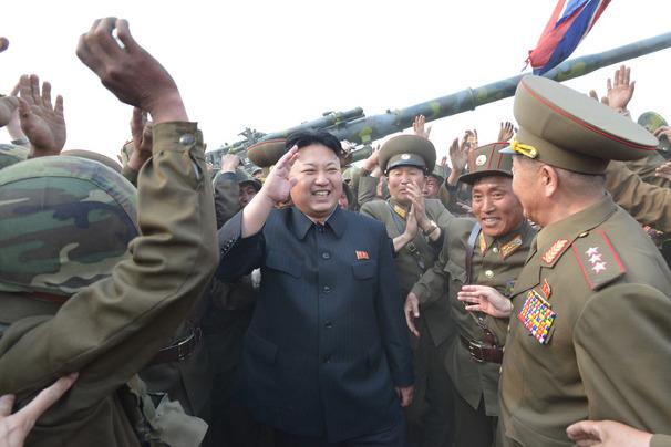 북한 포사격 확인 IT시스템 개발?