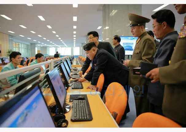 북한 과학기술 중 '우주, 생물, SW' 분야 집중