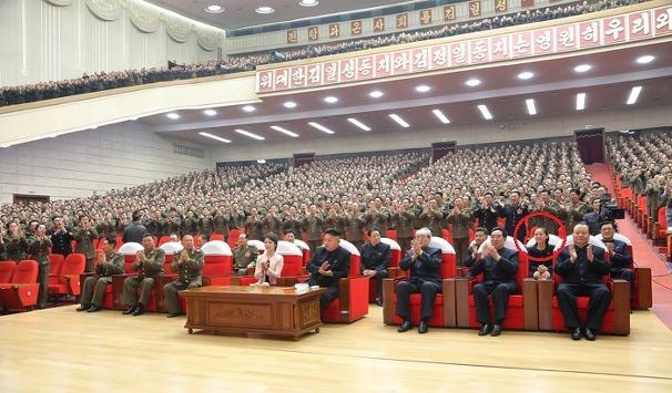 전면에 나선 북한 김여정…퍼스트레이디 역할?