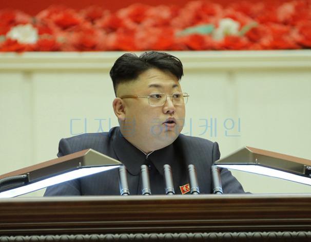 """북한 7차 당대회 """"김정은 따라 세상 끝까지 가자""""…1인 독재 선언"""